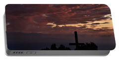Portable Battery Charger featuring the photograph Spiritual Retreat by Michael Gordon