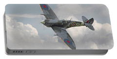 Spitfire - Elegant Icon Portable Battery Charger