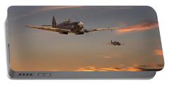 Spitfire - Mission Complete Portable Battery Charger