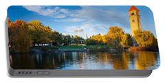 Spokane Reflections Portable Battery Charger