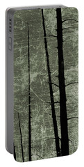 Spooky Forest Portable Battery Charger