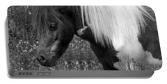 Spotted Pony Portable Battery Charger