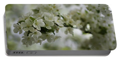 Portable Battery Charger featuring the photograph Spring Bloosom by Sebastian Musial