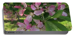 Spring Blossoms - Flower Photography Portable Battery Charger