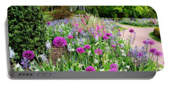 Spring Gardens Portable Battery Charger