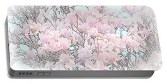 Portable Battery Charger featuring the photograph Spring Has Arrived I by Susan  McMenamin
