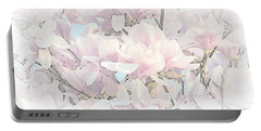 Portable Battery Charger featuring the photograph Spring Has Arrived II  by Susan  McMenamin