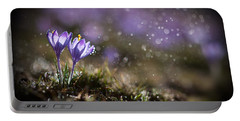 Spring Impression I Portable Battery Charger