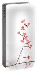 Spring Infusion Portable Battery Charger by Beve Brown-Clark Photography