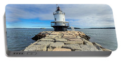 Spring Point Ledge Light Portable Battery Charger