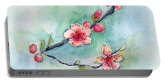 Spring Relief Portable Battery Charger