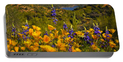 Spring Southwest Style  Portable Battery Charger