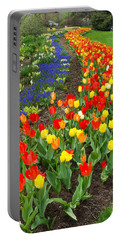 Spring Streaming By Portable Battery Charger