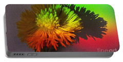 Spring Through A Rainbow Portable Battery Charger