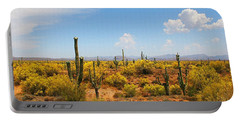Spring Time On The Rolls - Arizona. Portable Battery Charger