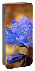 Spring Wildflowers - The Desert Bluebells Portable Battery Charger