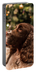 Springer Spaniel Portable Battery Charger