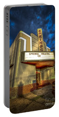 Springs Theater Co Portable Battery Charger