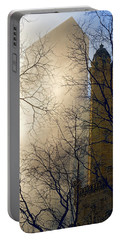 Portable Battery Charger featuring the photograph Springtime In Chicago by Steven Sparks