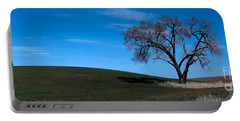 Springtime In The Palouse Portable Battery Charger by Sharon Elliott