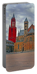 Square Of Maastricht Portable Battery Charger