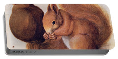 Squirrels Portable Battery Charger
