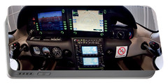 Sr22 Cockpit Portable Battery Charger