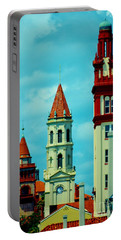 St Augustine Florida Portable Battery Charger