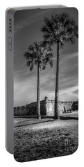 St. Augustine Fort Portable Battery Charger