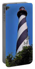 St Augustine Lighthouse Portable Battery Charger