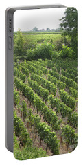 St. Emilion Vineyard Portable Battery Charger