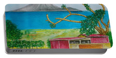 St. Eustatis From St. Kitts Portable Battery Charger