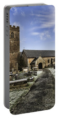 St Gwendolines Church Talgarth 4 Portable Battery Charger