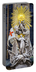 St. John Of Capistrano In Vienna Portable Battery Charger