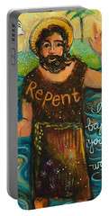 St. John The Baptist Portable Battery Charger
