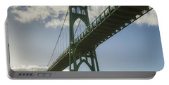 St Johns Bridge Portable Battery Charger