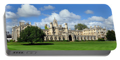 St. John's College Cambridge Portable Battery Charger
