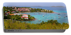 St John's View Portable Battery Charger