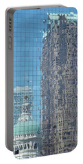 St. Louis Bldg Reflections Portable Battery Charger