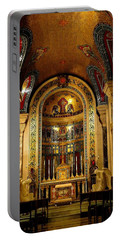 St Louis Cathedral Basilica Portable Battery Charger
