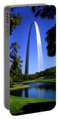 St Louis Gateway Arch Portable Battery Charger