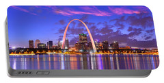 St. Louis Portable Battery Chargers
