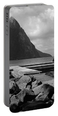 St Lucia Petite Piton 5 Portable Battery Charger