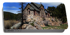 St. Malo Chapel Portable Battery Charger