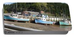 St-martin's Fishing Fleet Portable Battery Charger