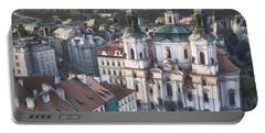 St Nicholas Prague Portable Battery Charger