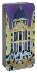 St Pauls Portable Battery Charger