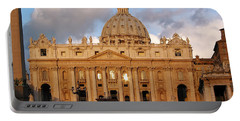 St. Peters Basilica Portable Battery Charger
