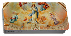 St. Stanislaus Church Portable Battery Charger