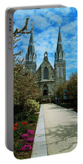 St Thomas Of Villanova Portable Battery Charger